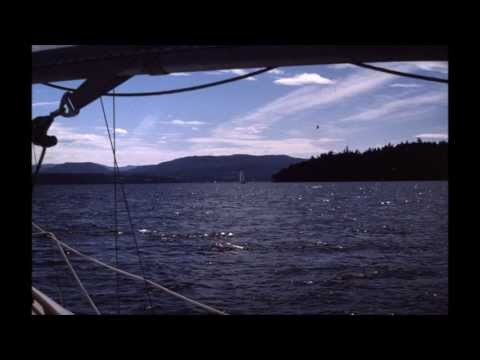 Sailing from Seattle to Desolation Sound in 1999
