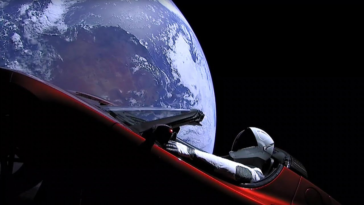 SpaceX oddity: how Elon Musk sent a car towards Mars | Science | The