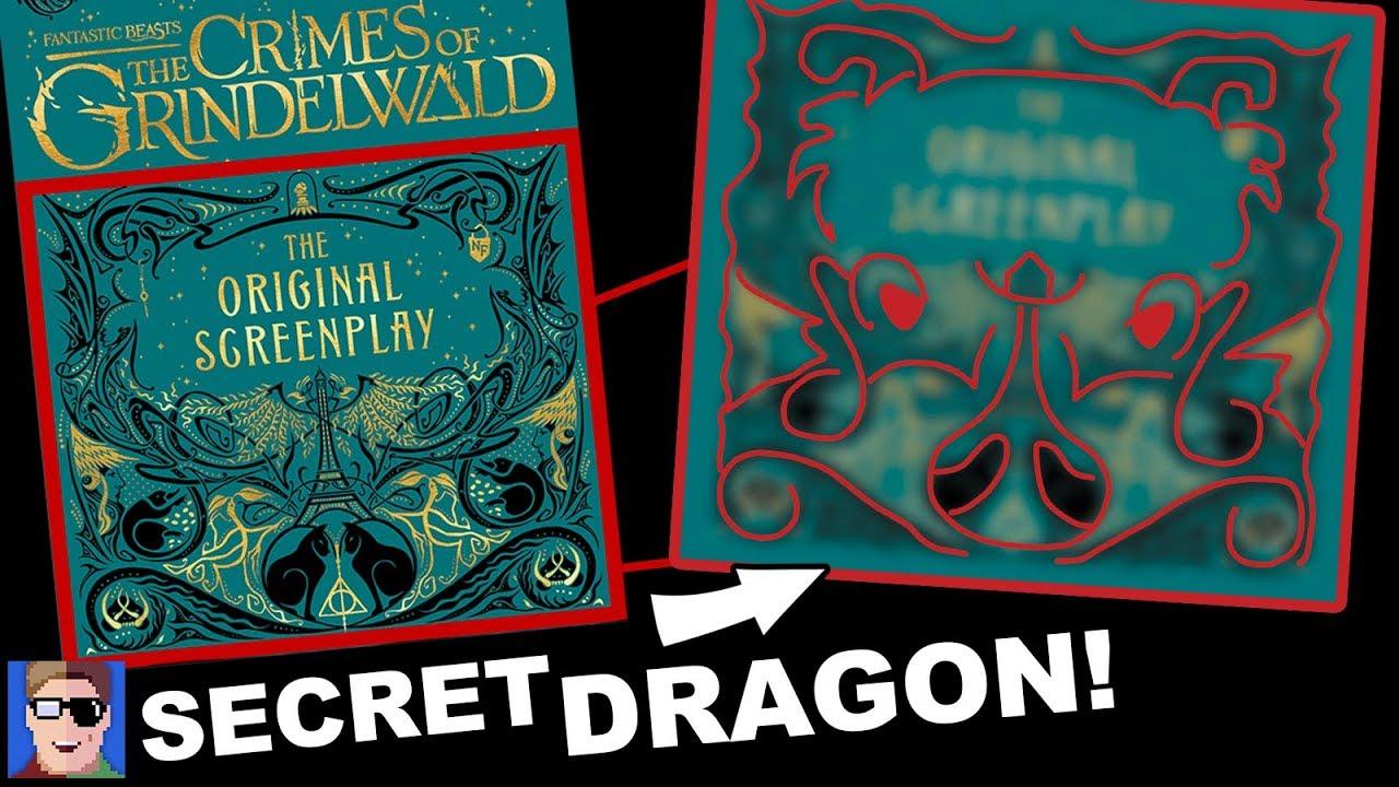 Newt's Secret Dragon Revealed | Fantastic Beasts Theory