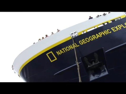 The Creation of a 21st-Century Expedition Ship