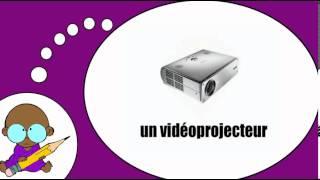 法语词汇 = 法语课程 = 视频家电