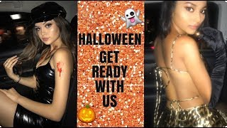 Download lagu HALLOWEEN GET READY WITH US India Grace MP3