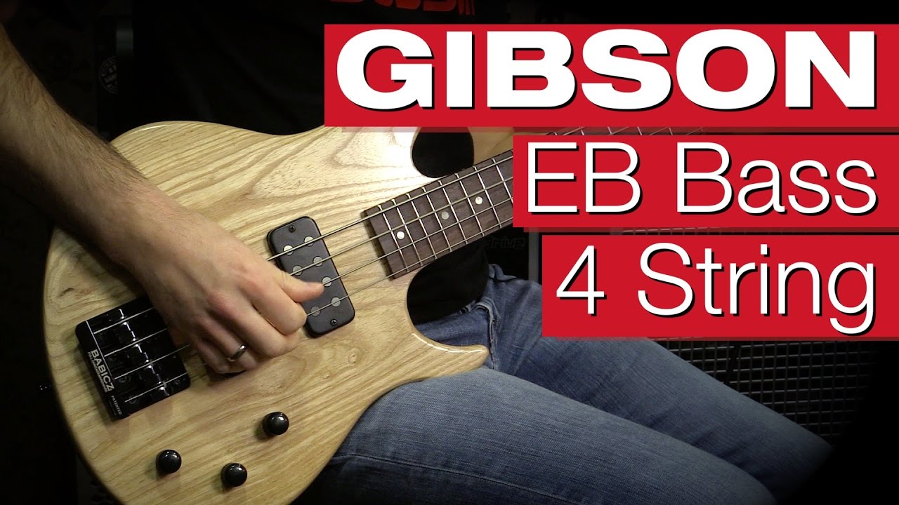 Jazz Bass Brummt Equus Fuel Gauge Wiring Diagram Gibson New Eb 4 String T 2017 Ns Review Von Session Youtube