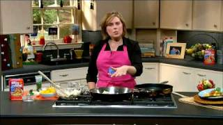 House-autry Spicy Shrimp With Mango Salsa Recipe