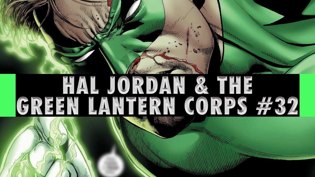hal jordan and the green lantern corps 32