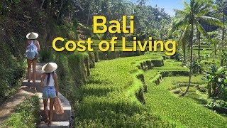 Bali, Indonesia - Cost of Living