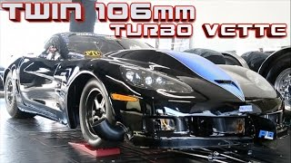 3000 hp zr1 pulls 3g s of acceleration
