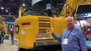 Video still for Kobelco's SK130 LC Conventional Machine