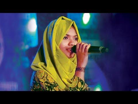 Mehrin     Yaa Nabiye Salam   live stage program   GHAZAL KI RAAT - 2017