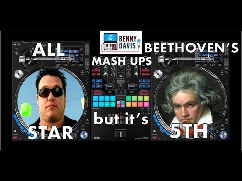 All Star But It's Beethoven's 5th Symphony in C Minor (1st mov.)