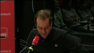 Mélenchon va plus vite que l'information - Tanguy Pastureau maltraite l'info