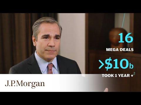 2019 M&A Outlook | J.P. Morgan
