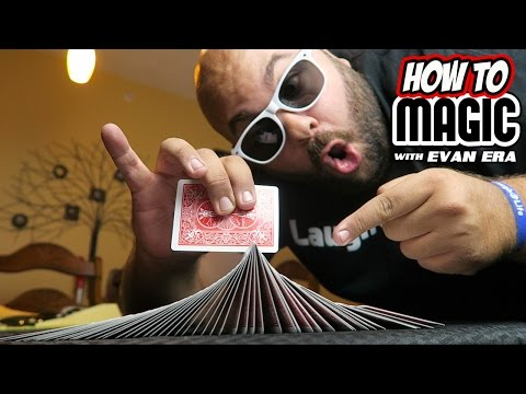 10 MAGIC Card Shuffle Tricks REVEALED!