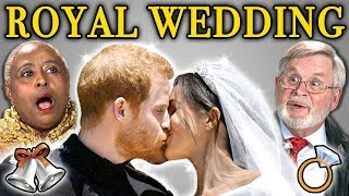 elders react to royal wedding prince harry and meghan markle
