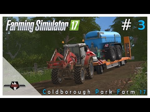 NEW WATER TANKER! - Coldborough 17 - Farming Simulator 2017