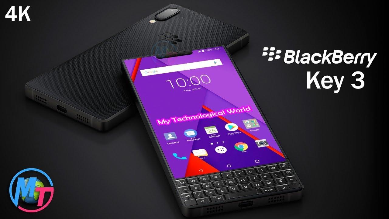Blackberry Key 3 - Fantastic Design In 2019!!!