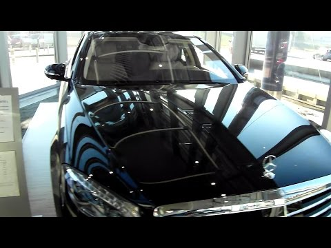2015 mercedes s550 rear window panoramic sun shades for Mercedes benz of arrowhead reviews