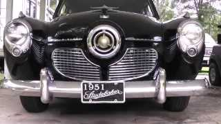 1951 Studebaker Commander Land cruiser: Some Issues I