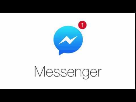 A Facebook Messenger új értesítési hangja // New notification sound for Facebook Messenger