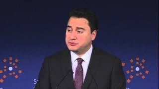Opening Statement - Ali Babacan - 43th St. Gallen Symposium