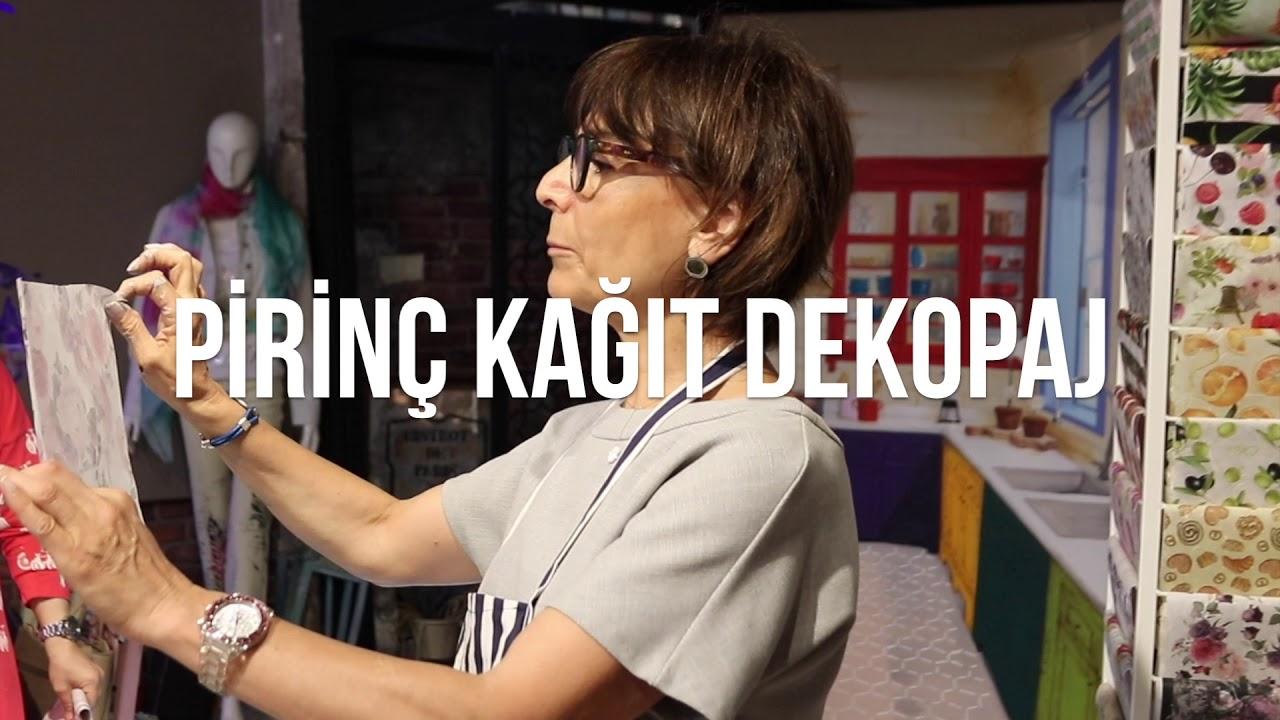Cadence Akademi Merkezine Gittik  | İSMEK Halk Eğitim Semineri | Dekoratif Eskitme Obje Çalışması