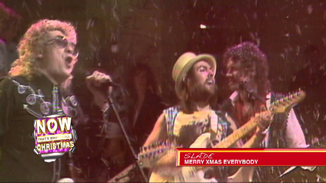 Slade, Merry Xmas Everyone - Carnaby Christmas Countdown - YouTube