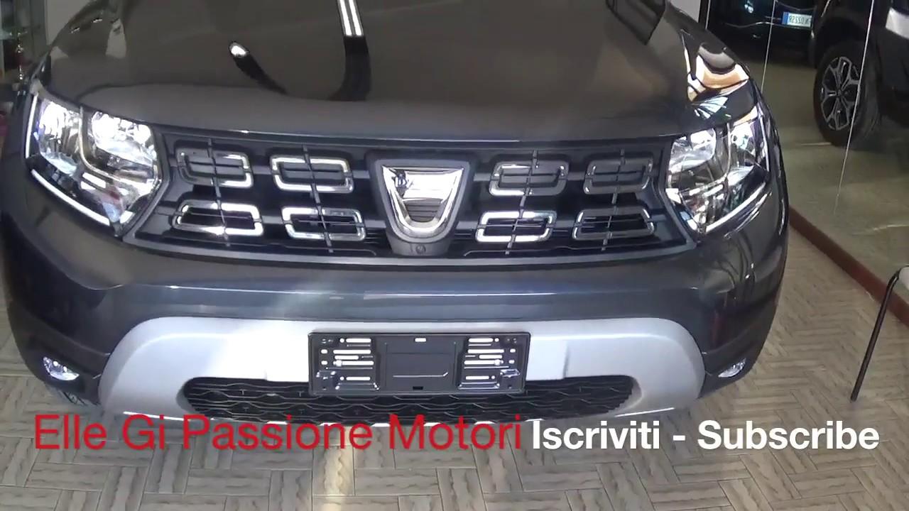 New dacia duster 2018 prestige esterno interno youtube for Duster interni