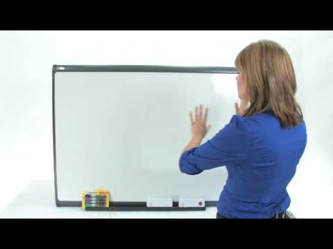 quartet-p554a-prestige-magnetic-erase-board