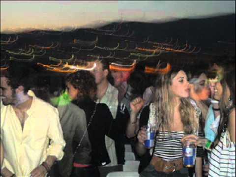 Boat Party Genova - Portofino on decks George Vemag