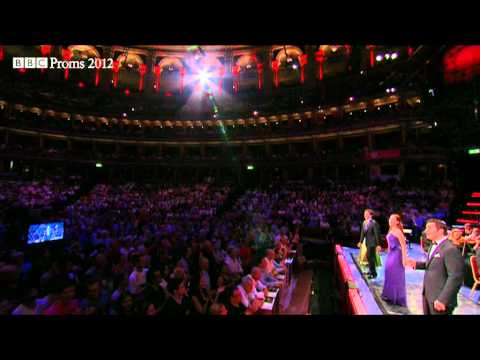 John Wilson Conducts His Orchestra In Mame - BBC Proms 2012