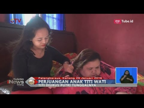 Demi Urus Sang Ibu, Anak Titi Wati Rela Putus Sekolah - BIS 30/01