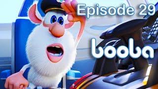 Booba - Aircraft - Episode 29 - New 2018 Funny cartoons Kedoo ToonsTV