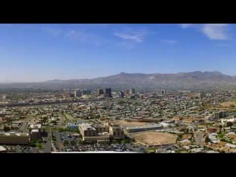 "Visit City of El Paso Texas | ""The City with a Legend"" 