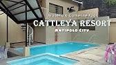 Cattleya Resort Antipolo Corazon Package Youtube