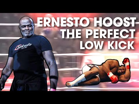 Ernesto Hoost: The Perfect Low-Kick