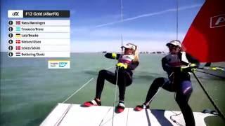 LIVE 2016 World Championships Gold Fleet