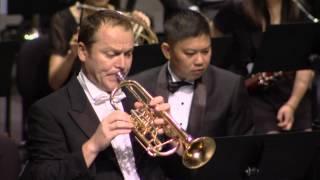 高雄市管樂團 KCWO with Gábor Takövi - George Gershwin Rhapsody in Blue  Arr. By Timofei Dokshitzer