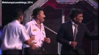 Maharaja Lawak Mega 2014 - Kerusi Panas 2 (Qtaro)