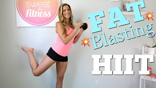 Fat Blasting Workout | Hot Body HIIT