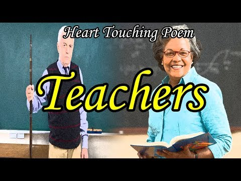 Inspirational Hindi Poetry About Best Teacher - Hindi Shayari New 2019