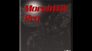 How To Use MorphVOX Pro With Skype