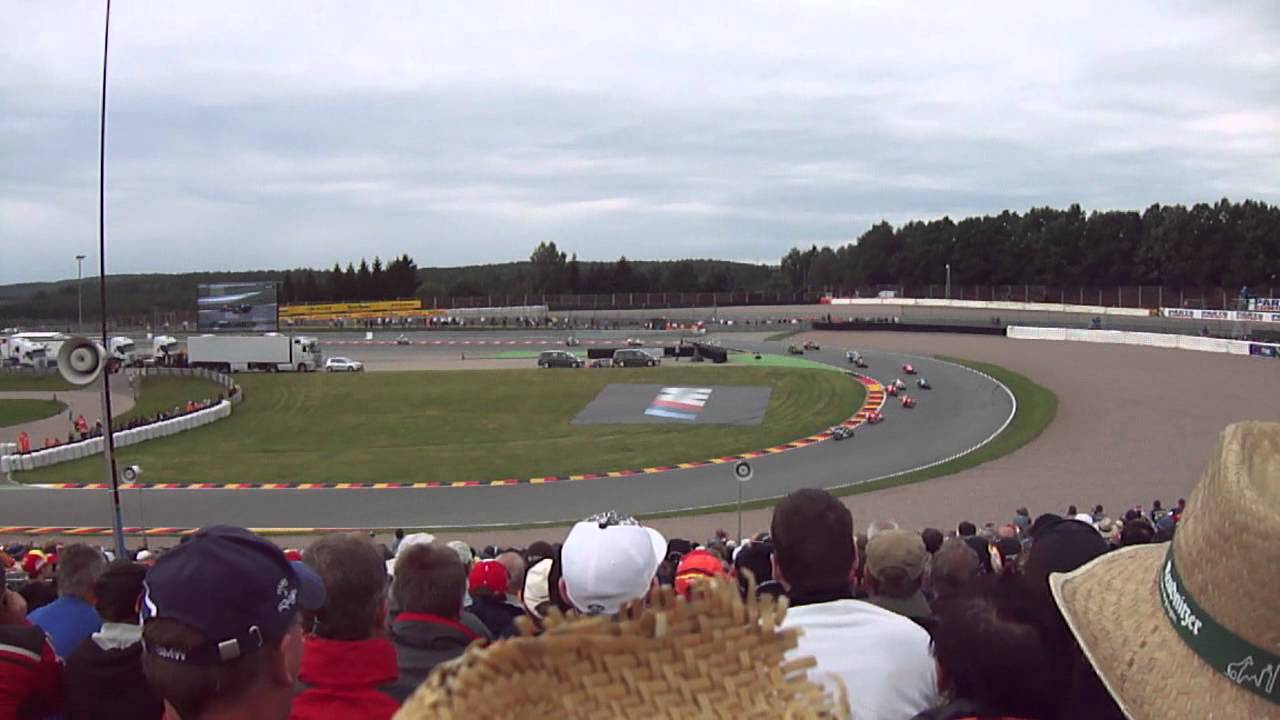 Moto GP Sachsenring 2011 T2 HD - YouTube