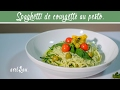 SPAGHETTI VEGAN AU PESTO⎪SUNSHINE FOOD