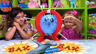 Бум-Бум Балун - Челлендж с Ярославой и Ритой. Видео для детей - Boom Boom Balloon - Challenge