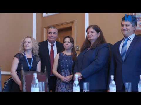 Sofia MU, Plovdiv MU & Varna MU Annual Alumni Meeting - London - 2016