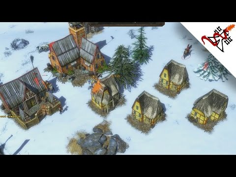 Age of Empires 3 - 6 Players Free For All Multiplayer Gameplay