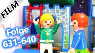 Playmobil Filme Familie Vogel: Folge 631-640 | Kinderserie | Videosammlung Compilation Deutsch