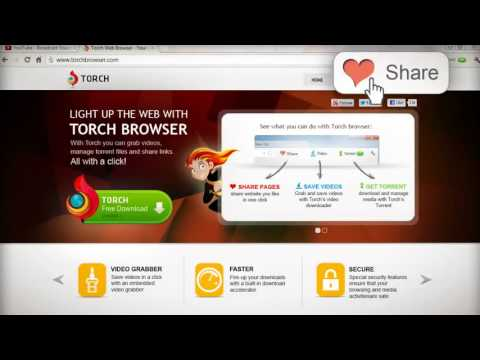Download Torch Browser for Mac