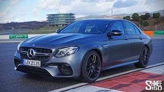 The New Mercedes-AMG E63 S is a SUPER-SALOON!