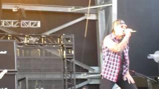 Avenged Sevenfold - Critical Acclaim (Rock on the Range 2009)